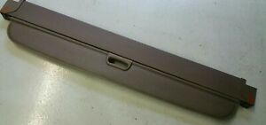 Bmw X5 Rear Security Luggage Cargo Cover Shade E70 Brown Oem 51476969790