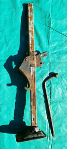 Oem 1966 1972 Cadillac Bumper Type Jack Assembly