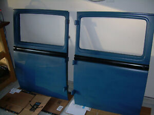 1930 Buick Front Doors Drivers And Passengers Side 1929 1930 1931 Rat Rod