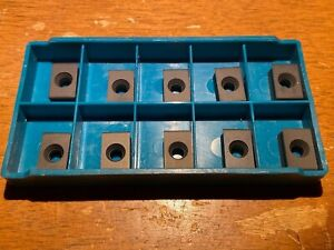 Ingersoll Carbide Milling Inserts Lpe324 03 722 Qty 10
