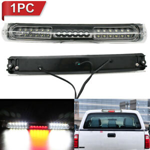 3rd Third Brake Light Tail Rear Led Clear Lamp For 1997 2003 Ford F 150 F 250 Us