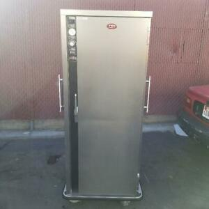 Fwe Ts 1826 18p Full Height Insulated Mobile Heated Cabinet W 18 Pan Capacity
