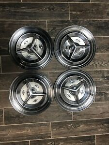 1956 Oldsmobile 88 98 Fiesta Saturn Hubcaps Wheel Covers