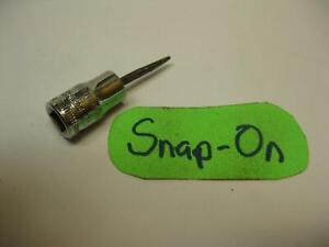 Snap on Tools 1 4 Drive 2 5mm Metric Hex allen Socket Tmam2 5 Usa Nice