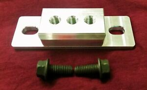 Low Profile Transmission Mount Th350 th400 Pontiac buick chevy olds Turbo 350