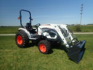 2021 Ct2025 Compact Tractor W Front Loader 4x4 Hydro 540 Pto 24 5 Hp Diesel