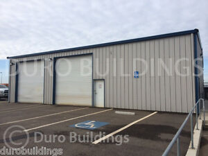 Durobeam Steel 40x75x16 Metal Building Home Garage Auto Workshop Office Direct