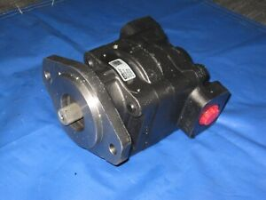 Parker 50 3589t91 Hydraulic Pump For Tractors Case 9370 9380 9390