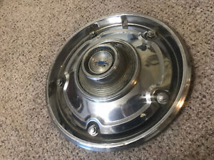 67 82 Gmc Chevy Blazer Suburban Pickup Truck C10 Hubcaps Wheel Covers 4x4