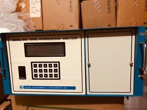 Thermo Environmental Instruments Model 810 Total Hydrocarbon Analyzer