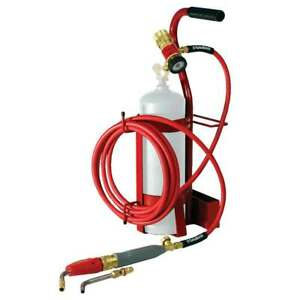 Turbotorch 0426 0011 Tdlx2003 Air Acetylene Deluxe Tote Kit Without Tanks