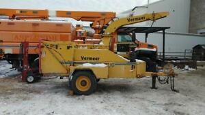 2004 Vermeer Bc1800xl Brush Wood Chipper 19inch