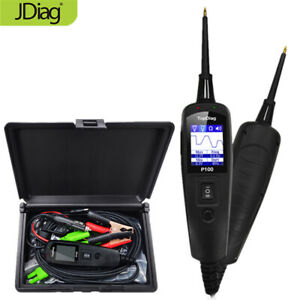 Jdiag Circuit Tester Power Probe Automotive Electrical System Diagnostic C9w8