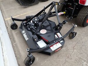 New Bobcat Fm60 Finish Mower For Compact Tractors 3 Pt Hitch 540 Pto 60