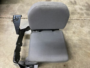 1998 2009 Ford Ranger Rear Jump Seat Left Or Driver Side Gray Cloth