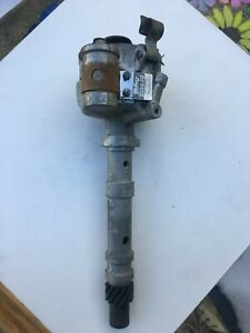 Mallory Yc 310 hp Double Life Distributor Chevy Dual Points Very Nice Condition