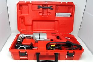 Milwaukee 1107 1 Right Angle 1 2 Inch Drill With Case