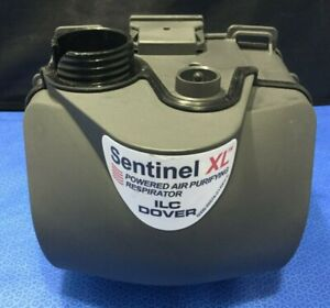 Ilc Dover Sentinel Xl Papr Powered Air Purifying Respirator W Battery C kp
