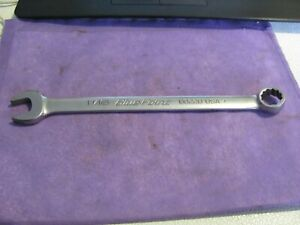 Blue Point Bo22b 12 Pt Chrome Combination Wrench 11 16 Tools Usa Made B022b