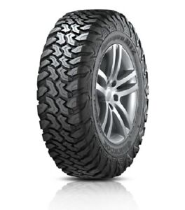 Set Of 4 Hankook Rt05 M t Mud terrain Tires Lt315 70r17 Lrd 8ply Rated