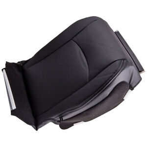 Driver Bottom Leather Seat Cover For Dodge Ram 1500 2500 3500 Laramie 2009 2012