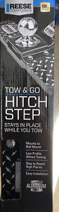 Reese Towpower 7060200 Tow And Go Hitch Step New