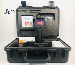 Flir Systems E30 Handheld Thermal Imaging Camera With Accessories Excellent