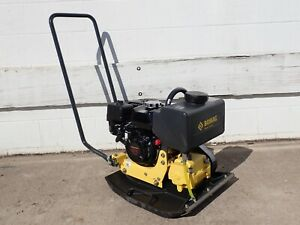 New Bomag Bvp 12 50a Vibratory Plate Compactor Single Direction Water Kit