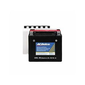 Ac Delco Atx20hlbs Acdelco Specialty Agm Powersports Jis 20hl bs Battery