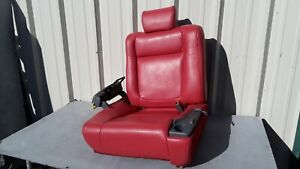 2003 2011 Honda Element Rear Right Seat Second Row Red Oem