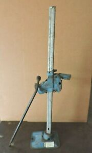 Vintage Truck Jack With Tire Iron