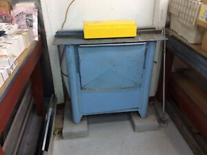 Lockformer Pittsburgh Machine Makes Drive Cleats Also Good Condition
