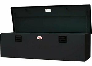 Rki M60 1nmb Black Steel Single lid Chest Style Truck Box