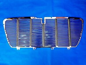 1962 62 Plymouth Valiant Aluminum Front Grill Excellent Condition
