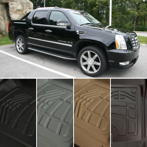 Surefit Floor Mats Front Second Row For 2007 2014 Cadillac Escalade Ext Combo
