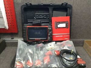 Snap on Solus Ultra Eesc318 Diagnostic Automotive Scanner Ver 16 2