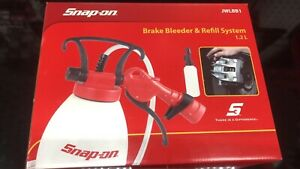 Snap On Brake Bleeder New