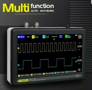 Fnirsi 1013d Mini 7 Touch Panel 2ch Digital Oscilloscope 100mhz Pittsburgh Pa