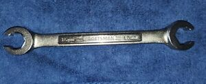 Craftsman Metric Flare Nut Wrench 15mm X 17mm