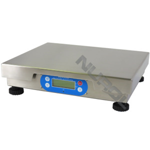Brecknell 6720u Pos 15 Lbs 240 Oz Bench Commercial Scale Bakery Restaurant New