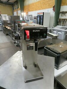 Bunn 23001 0017 Single Airpot Coffee Maker System Automatic With Faucet