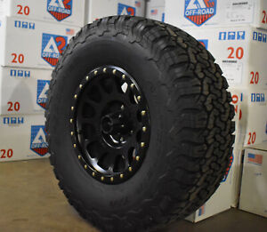 17x8 5 Method Mr305 Nv Black Wheel 315 70r17 34 Bfg Ko2 5x4 5 Jeep Wrangler Tj
