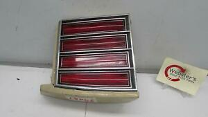 Tail Light Assembly Pontiac Grand Prix 79 Left Oem
