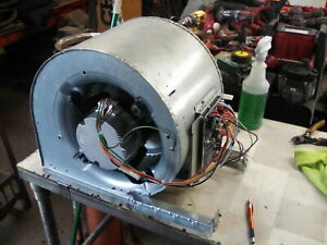 Home Furnace Blower Motor With Fan With Smart Board With Cage