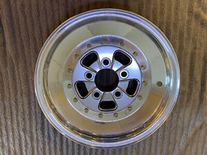 American Racing 15x4 Polished Trakstar Wheel