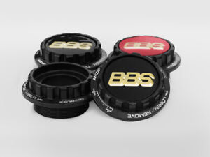 Bbs Rs Centerlock Hex Nuts Rc Center Cap 15 16 17 18 19 Inch Large Thread 2 75in