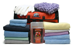 Cobra Auto Detailing Complete Microfiber Kit Super Value Cobra cmk