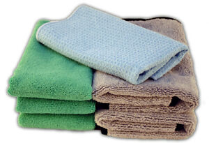 Cobra Microfiber Towel Cleaning Detailing Cloths Super 6 Pack Cobra cmk kit