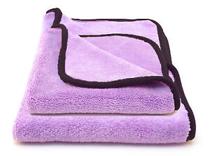 Super Plush Microfiber Towel Pair Cobra 600x2