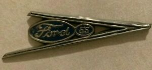 Vintage 1930s Antique Ford 85 V8 Emblem Pick Up Truck Grill Grille Radiator